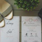 הזמנת חתונה לינוי-גל